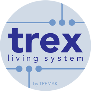 TREX Living System logo